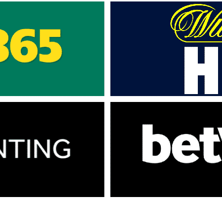 Best Betting Sites in the UK for 2019: Bet365 vs William Hill vs Ladbrokes vs Betfred